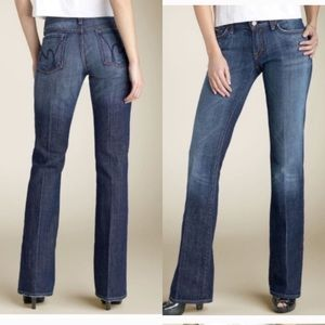 COH kelly #001 low waist bootcut stretch 30